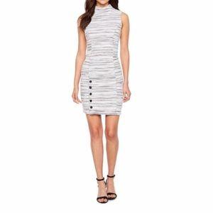 Sharagano |  Sheath Tweed Dress